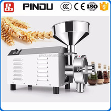 Portable household corn grits wet rice wheat grinder grinding mill machine with low price