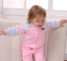 MOM AND BAB China girls hoodies jackets sell wholesalers, designed winter baby clothing