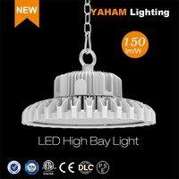 YAHAM 150lm/w industrial ufo led high bay light with 5 years warranty