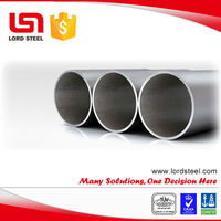 OD 8 inch schedule 10s 40s 80s 160 stainless steel pipe for sale