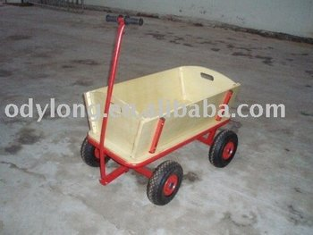HOT!! kids' wooden wagon