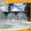 Kids size mini clear pvc/tpu inflatable zorb ball / hamster ball for sale