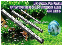 Marine coral reef/ fish full spectrum waterproof Cidly 84w aquabar LED strip LED aquarium light for coral reef fish growth