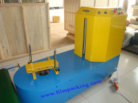 Stretch Wrapping Machine Airport Baggage Packing Machine