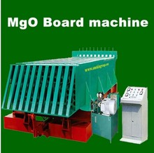 Lightweight hollow core magnesium oxide board production machine frp board automatic machine