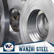 DX51D Z140 hot dipped galvanized steel strip price supplier, 65mn steel strip