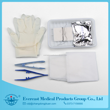 Disposable suture kits ( surgical sterile)