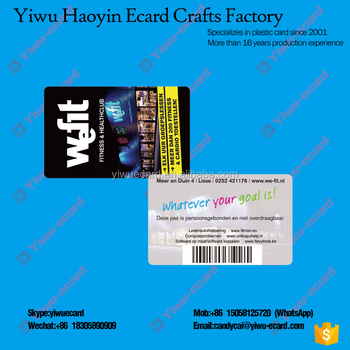 High Quality Plastic cards double Sides Printing PVC Membership Card Manufacturer in china
