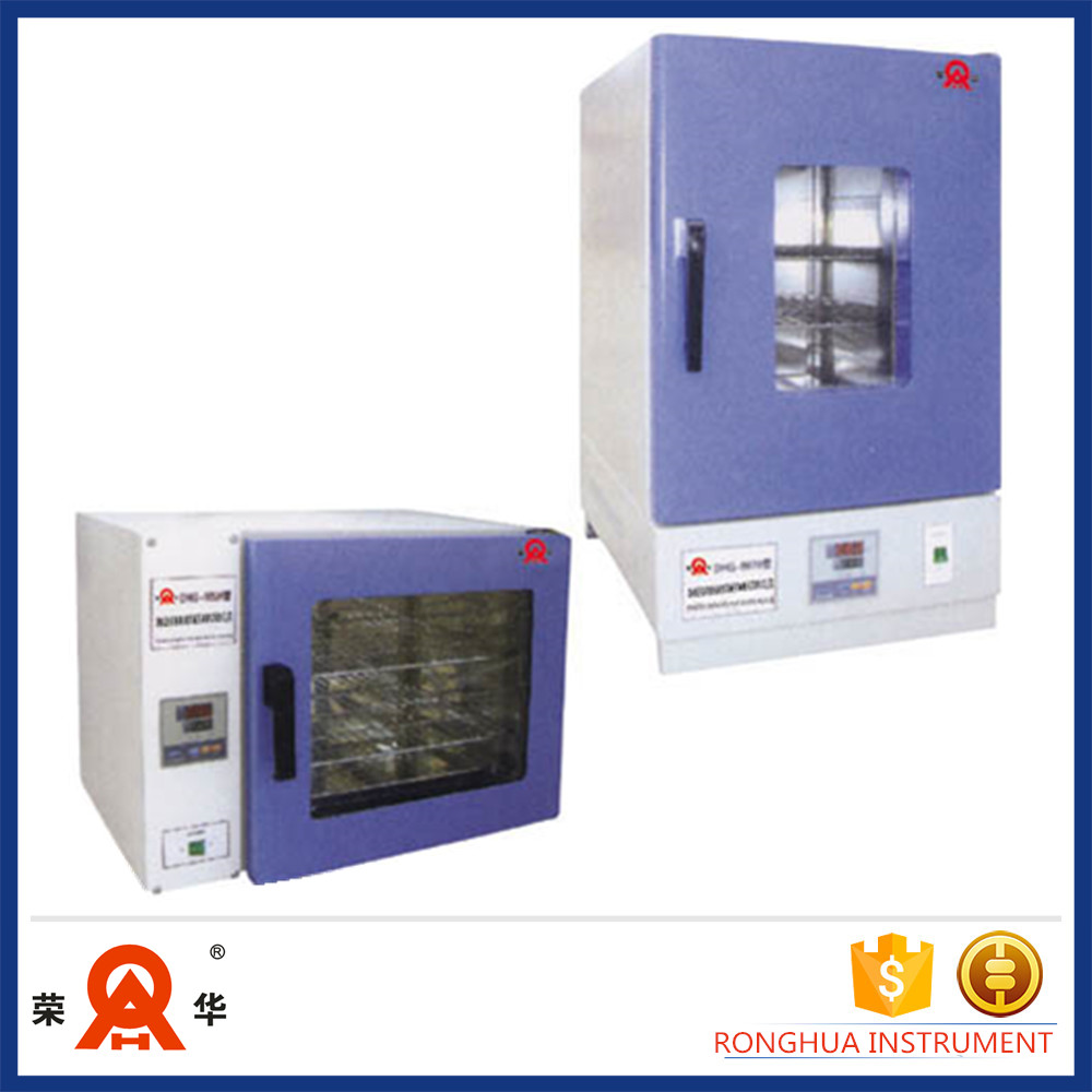 2016 portable electrode powder small drying oven