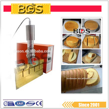 ultrasonic food cutting machine/food cutting for commercial