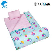 Indoor outdoor lovely girl's Children printing kids Envelope sleeping bags