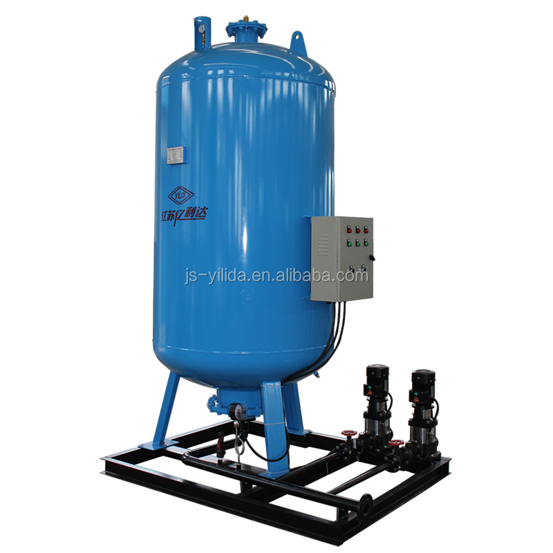 Constant Pressure Expansion Tank used in Water Refilling Station