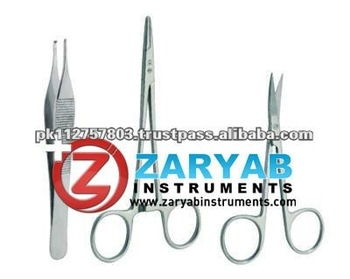 Suture Precision Set, Basic Surgical instrument, Surgical Instruments Set, Surgical Instrument Kits, SURGICAL SETS