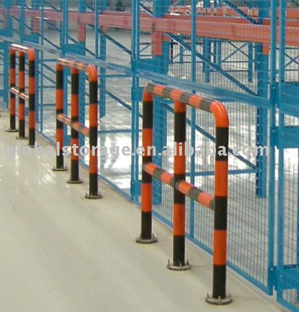Safety Guard - Frame Protection for warehouse
