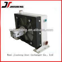 Heavy Equipment Radiator/cooler/heat exchanger by vacuum brazing welding,