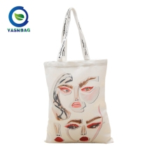 Promotional Cheap High Quality Cotton Canvas Shopping Tote Bag