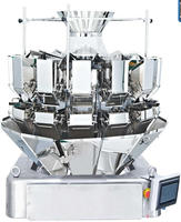 3L Hopper Volume 10 Head weigher for packaging machine