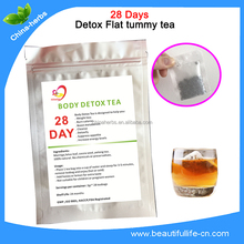 28 Days Detox <strong>Tea</strong>/Weight Loss Slim <strong>Tea</strong> With Your Logo On Zipperlock Bag