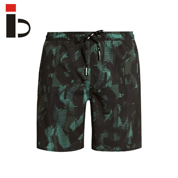 Wholesale custom sublimated printing board shorts beach summer shorts