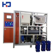 Commercial alkaline water electrolysis machine