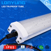 AL+PC material 60cm 30W durable working sports light warehouse lighting