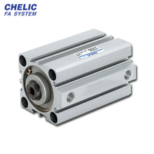JD-125 Double Acting Aluminum Pneumatic Air Cylinder Tube