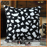 wholesale sublimation black pillow cases