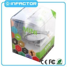 rechargeable bluetooth speaker 2013 best seller mini bluetooth speaker portable music box bluetooth speaker with handsfree