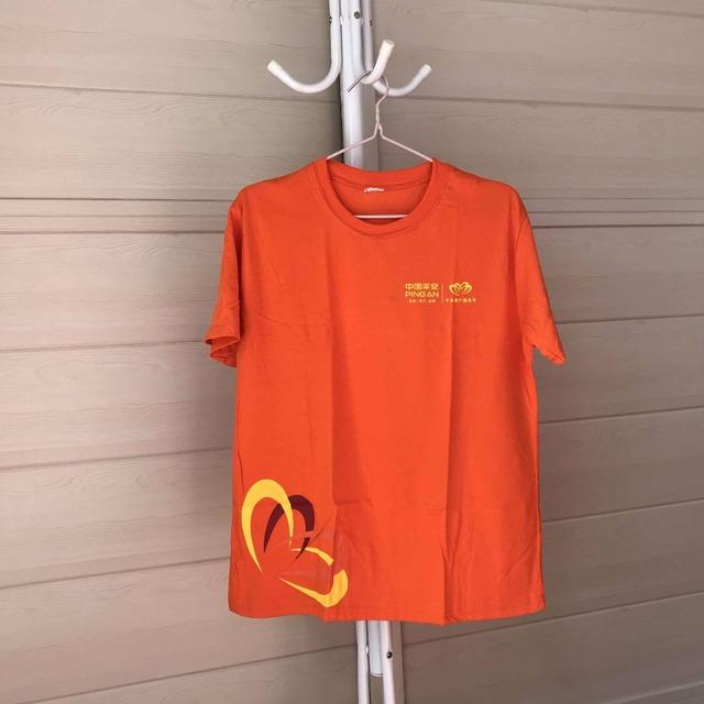 Custom cheapest advertisement cheap plain v round neck t shirt