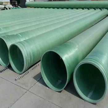 FRP Filament Wound Pipe Fiberglass Reinforced Polymer (FRP) pipe