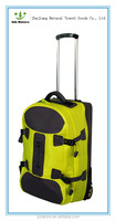 Popular outdoor waterproof trolley case