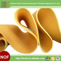 P84 non-woven fabric for air filter