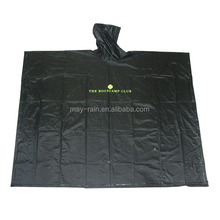 pvc adult biodegradable rain poncho