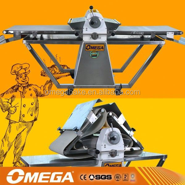 Omega arabic pita bread machine For dough Sheeter