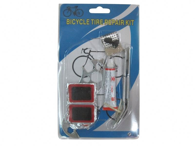Factory sale excellent quality utility Bicycle tires repair kit