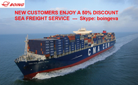 Sea freight container agent/shipping forwarder from China Shanghai/Shenzhen/Guangzhou/HK... to Tbilisi Georgia -- Eva