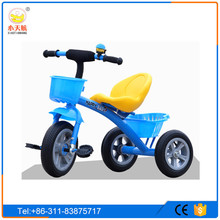 Hot selling air wheel children trike,kids tricycle baby tricycle for sale