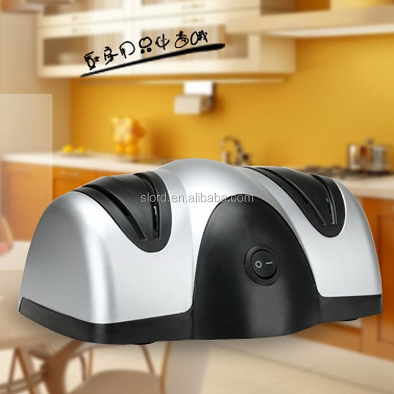 230v Electric Knife Sharpener With Suction Pad / Best Knife Sharpener / As Seen On Tv Knife Sharpener