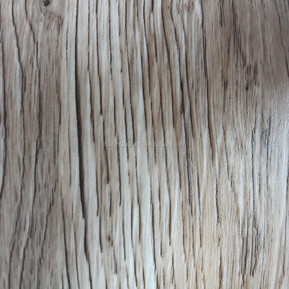 New type high definition matte wood grain PVC film for decoration