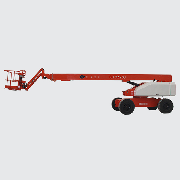 Made in china self-propelled aerial hydraulic man lift