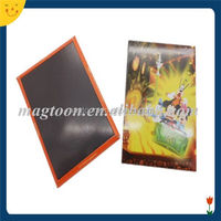 Rectangle Metal printing customized souvenir fridge magnet