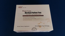 Hot-selling herbal Chinese medcine bee pollen tea for sexual diseases and CP diseases