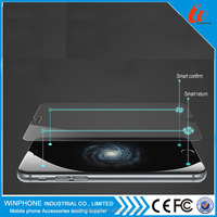 2015 NEW product !!!! Smart glass screen for iphone 6 plus smart tempered protector, for iphone 6 plus smart HD touch screen