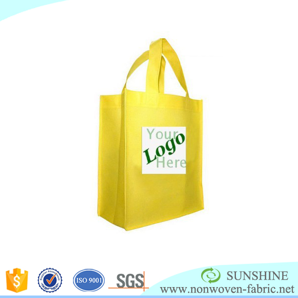 China Manufacturer Fashion Tote Pp Nonwoven Tote Bag Logo Printed Shopping Laminated Non Woven Bag