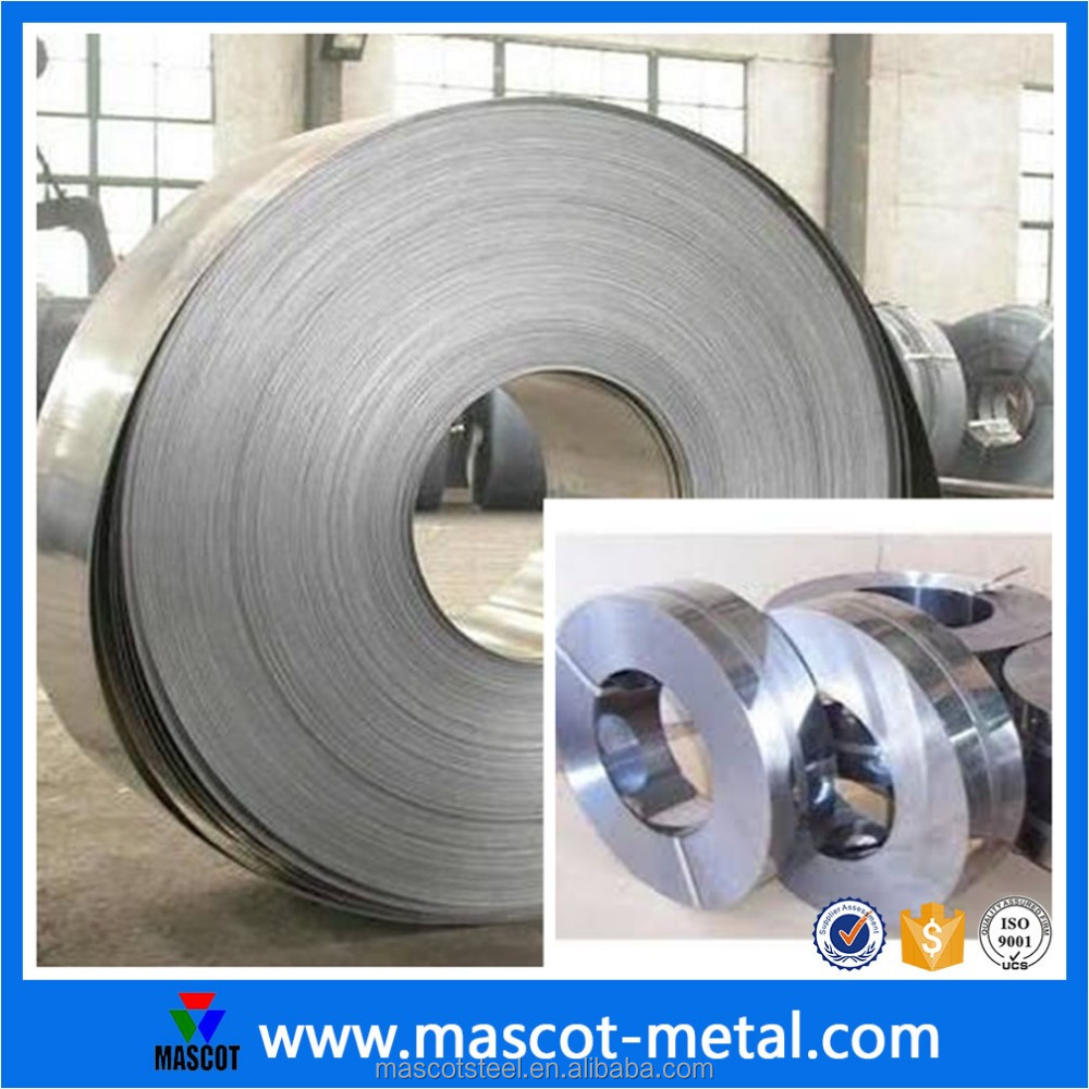 Chinese supplier magnetic strips 1065 high carbon steel