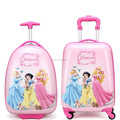 customizable princess travel luggage bags gift items travel bag for kids