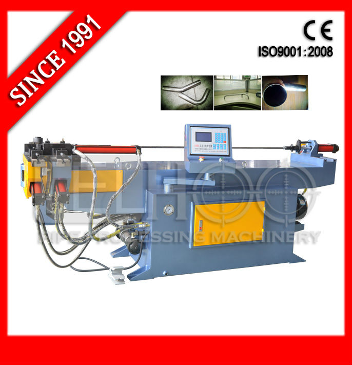 Manufacturer sells angle iron bending machine