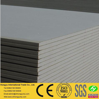 Eco friendly soundproofing gypsum board prices