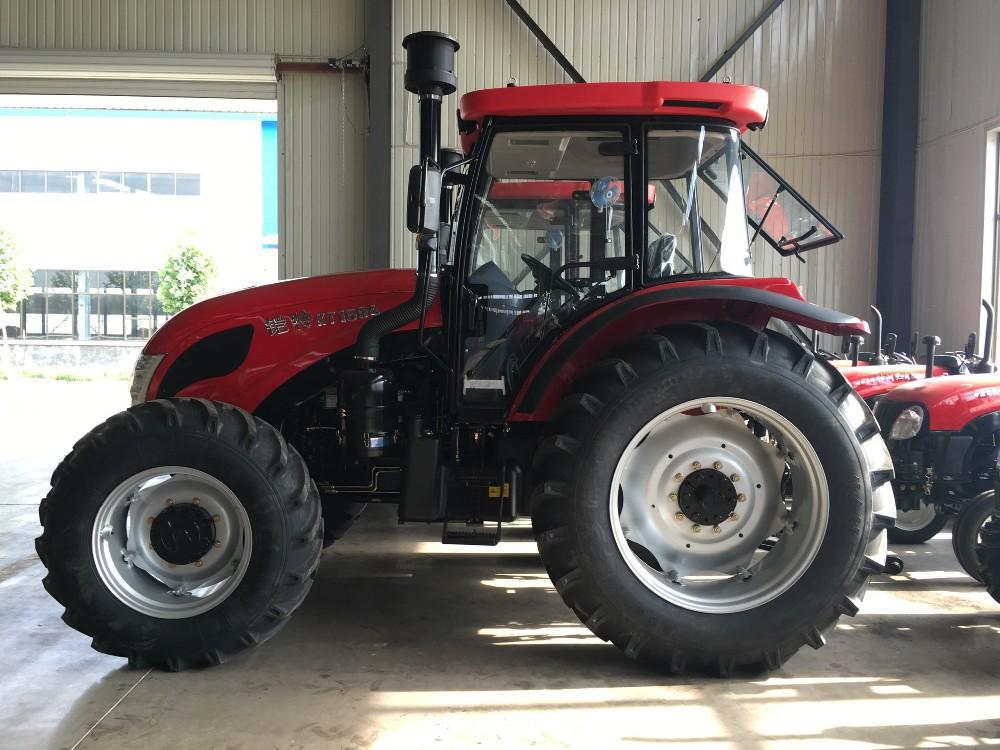 4 Wheel Drive Farm Tractors : Hp to wd farm tractor four wheel drive
