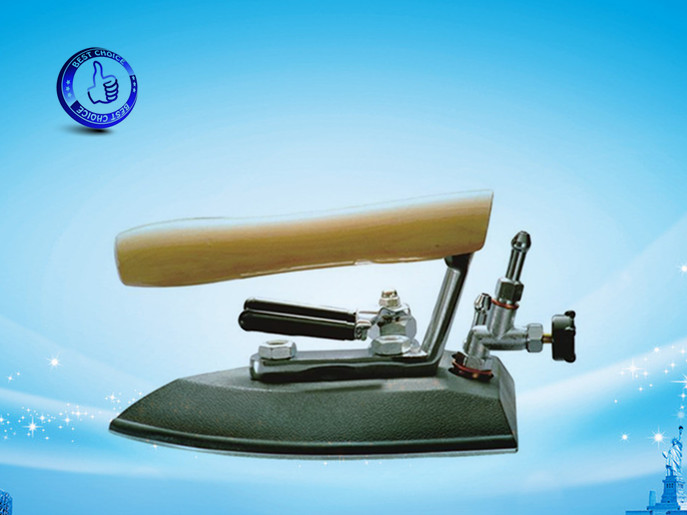 industrial full steam press iron